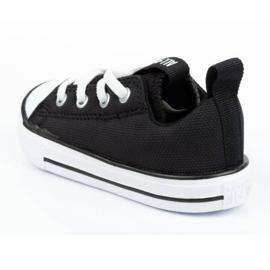 Trampki Converse Jr 763537C czarne 4