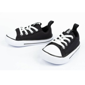 Trampki Converse Jr 763537C czarne 7