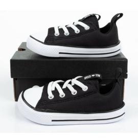 Trampki Converse Jr 763537C czarne 9