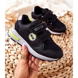 Dziecięce Buty Sportowe Big Star II374078 Czarne 3