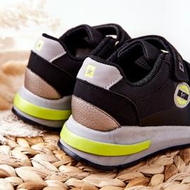Dziecięce Buty Sportowe Big Star II374078 Czarne 2
