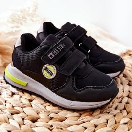 Dziecięce Buty Sportowe Big Star II374078 Czarne 5
