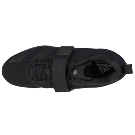 Buty Adidas Weightlifting Ii Jr F99816 czarne granatowe 2