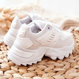 FR1 Dziecięce Sneakersy Białe Freak Out 1