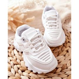 FR1 Dziecięce Sneakersy Białe Freak Out 2