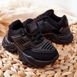FR1 Dziecięce Sneakersy Czarne Freak Out 3