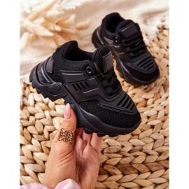 FR1 Dziecięce Sneakersy Czarne Freak Out 2