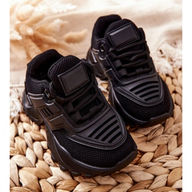 FR1 Dziecięce Sneakersy Czarne Freak Out 1