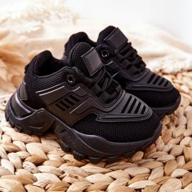 FR1 Dziecięce Sneakersy Czarne Freak Out 4