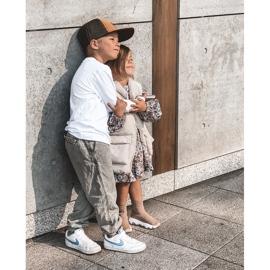 FR1 Dziecięce Młodzieżowe Obuwie Sportowe Beżowe Callobe khaki 7