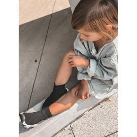 FR1 Dziecięce Młodzieżowe Obuwie Sportowe Czarne Callobe 10