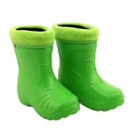 Befado dziecięce kalosze 162P105 zielone 2