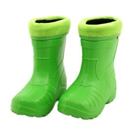Befado dziecięce kalosze 162P105 zielone 4