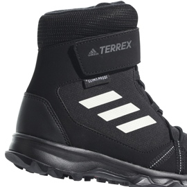 Buty adidas Terrex Snow Cf Cp Cw Jr S80885 czarne 4
