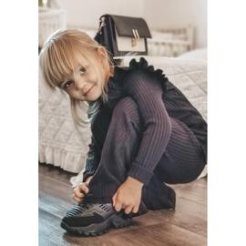 FR1 Dziecięce Sneakersy Czarne Freak Out 5