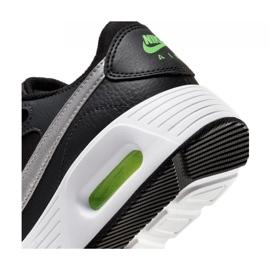 Buty Nike Air Max Sc (GS) Jr CZ5358-005 czarne różowe 3