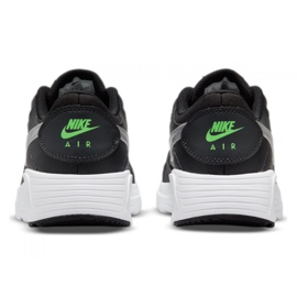 Buty Nike Air Max Sc (GS) Jr CZ5358-005 czarne różowe 4