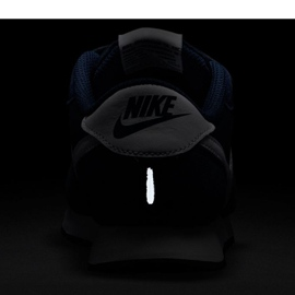 Buty Nike Md Valiant Psv Jr CN8559-403 granatowe pomarańczowe 2