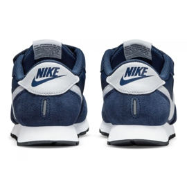 Buty Nike Md Valiant Psv Jr CN8559-403 granatowe pomarańczowe 6