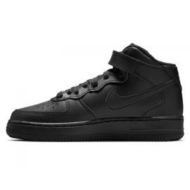 Buty Nike Air Force 1 Mid Le Jr DH2933-001 czarne 1
