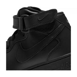 Buty Nike Air Force 1 Mid Le Jr DH2933-001 czarne 3