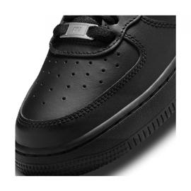 Buty Nike Air Force 1 Mid Le Jr DH2933-001 czarne 4