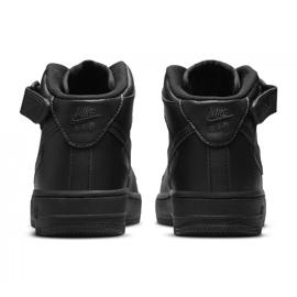 Buty Nike Air Force 1 Mid Le Jr DH2933-001 czarne 5