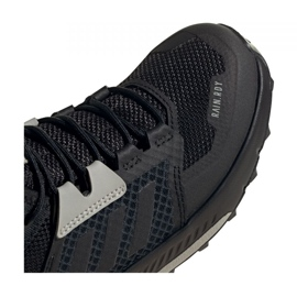 Buty adidas Terrex Trailmaker Mid Rain.Rdy Jr FW9322 czarne 3