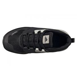Buty adidas Terrex Trailmaker Mid Rain.Rdy Jr FW9322 czarne 4