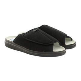 Sandały klapki męskie Dr.Orto Befado czarne 4