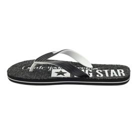 Big Star 174621 klapki buty męskie japonki 2